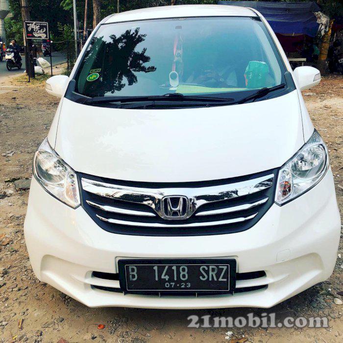 Cari Mobil Honda Freed Terbaru Di Indonesia